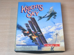 Knights Of The Sky by Microprose