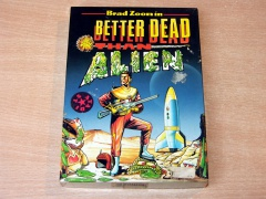 ** Better Dead Than Alien by Electra
