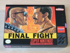 Final Fight by Capcom USA *MINT