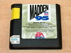 ** Madden NFL 95 by EA Sports