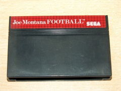 ** Joe Montana Football by Sega