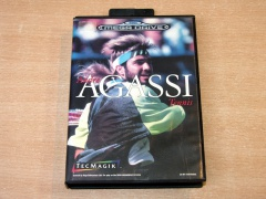 ** Andre Agassi Tennis by TecMagik