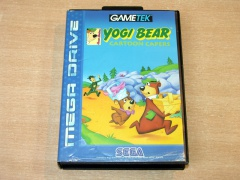 ** Yogi Bear : Cartoon Capers by Gametek