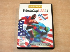 ** World Cup USA 94 by US Gold