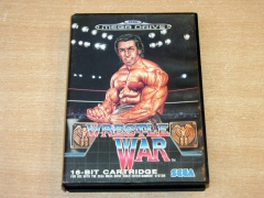** Wrestle War by Sega