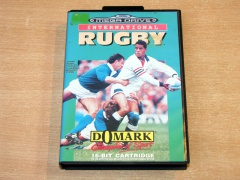 ** International Rugby by Domark