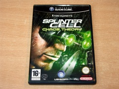 Tom Clancy's Splinter Cell : Chaos Theory by Ubisoft