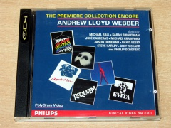 Andrew Lloyd Webber Collection Encore Video CD