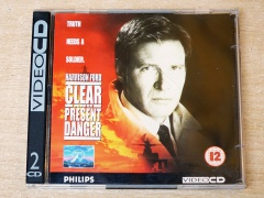 Clear And Present Danger CDi Movie
