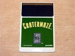Crater Maze by Hudson Soft