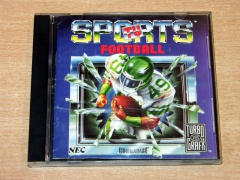 TV Sports Football by Cinemaware