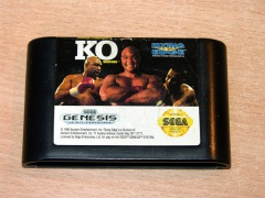 ** George Foreman's KO Boxing by Flying Edge