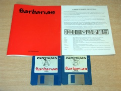 ** Barbarian by Psygnosis