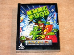 Kung Food by Atari *MINT
