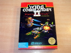 Wing Commander II : Vengeance Of The Kilrathi by Origin