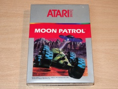 Moon Patrol by Atari *MINT