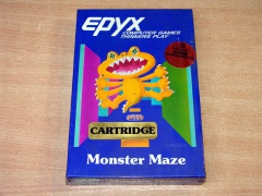 Monster Maze by Epyx *MINT
