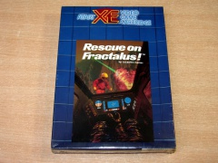 Rescue On Fractalus! by Lucasfilm *MINT
