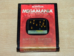 Megamania by Activision