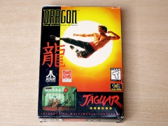 Dragon : The Bruce Lee Story by Atari *Nr MINT