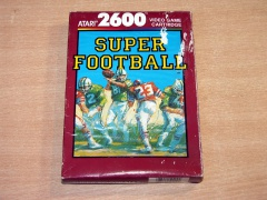 ** Super Football by Atari
