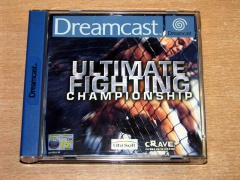 ** Ultimate Fighting Championship by Ubi Soft