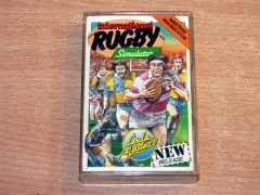 International Rugby Simulator by Codemasters