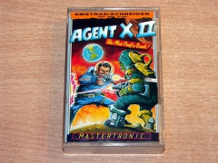 Agent X II : The Mad Prof's Back by Mastertronic