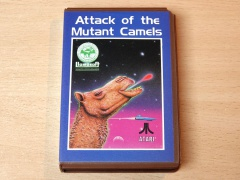 Attack Of The Mutant Camels by Llamasoft