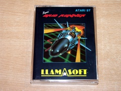 Super Grid Runner by Llamasoft