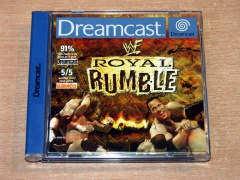 ** WWF Royal Rumble by THQ