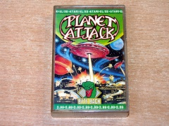 Planet Attack by Byte Back