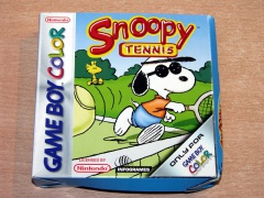 ** Snoopy Tennis by Infogrames