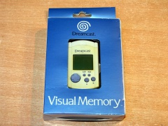 ** Sega Dreamcast Visual Memory