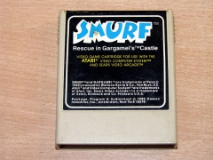 Smurf : Rescue In Gargamel's Castle by Coleco