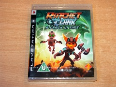 Ratchet & Clank : A Crack In Time by Insomniac *MINT