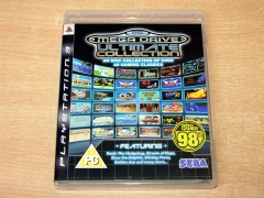 Sega Megadrive Ultimate Collection by Sega
