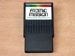 Atomic Mission by Commodore