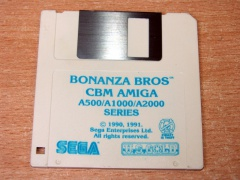 ** Bonanza Brothers by Sega / US Gold