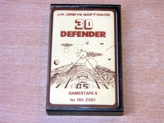 3D Defender by J.K. Greye Software