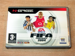 FIFA Football 2004 by EA Sports