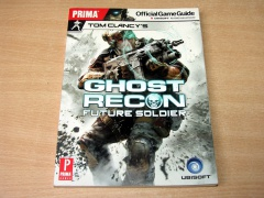 Tom Clancy's Ghost Recon : Future Soldier Official Guide
