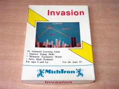 Invasion by Michtron