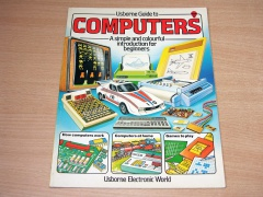 Usborne Guide To Computers