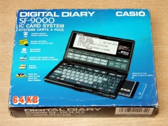 Casio SF-9000 Organiser - Boxed