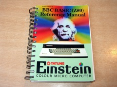 Einstein BBC Basic Z80 Reference Manual