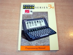 Psion Series 3a Programming Manual