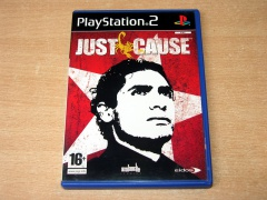 Just Cause by Avalanche / Eidos