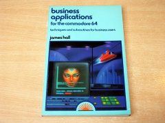 Business Applications For The Commodore 64