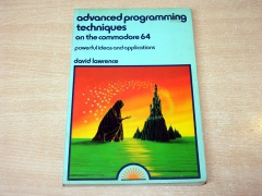Advanced Programming Techniques on the Commodore 64
